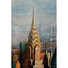 CUADRO NEW YORK  120 X 80
