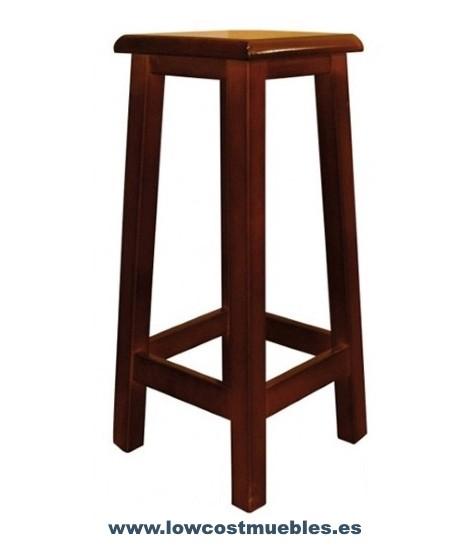 Taburete de cocina madera maciza barato - Taburetes de madera para cocina ...