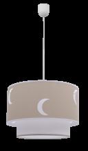 Lámpara de techo de estilo infantil beis