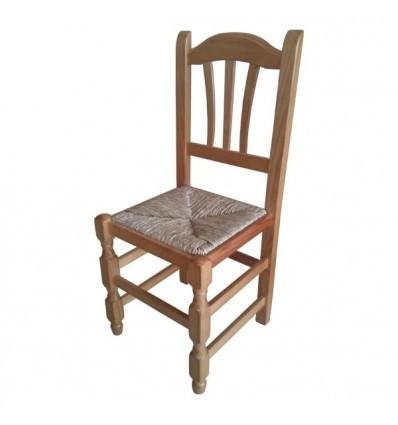 silla cocina apilable barata hergonomica de madera
