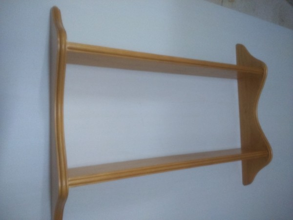estanteria  provenzal madera