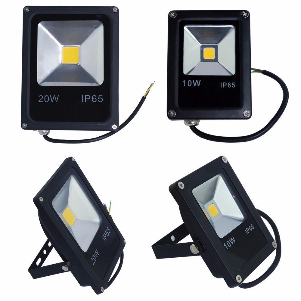 Foco led 10w exterior barato luz fria for Foco led exterior 10w