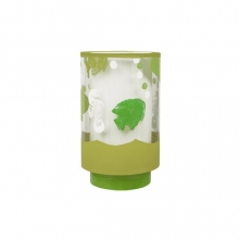 lampara sobremesa infantil verde