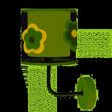 Aplique de Pared Infantil verde
