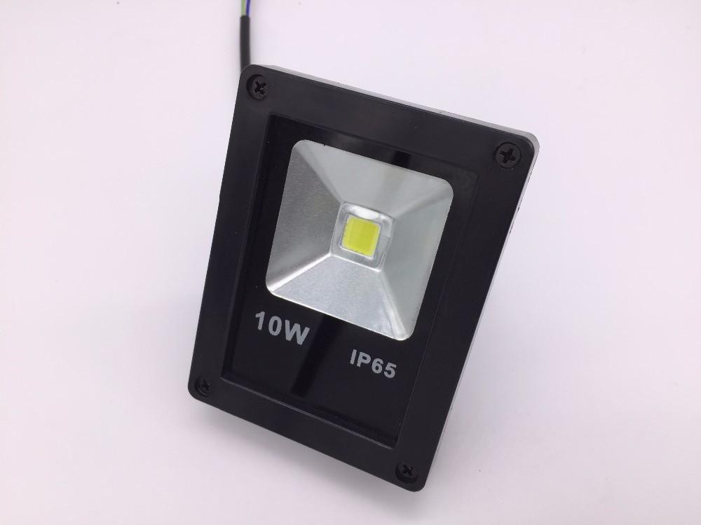 foco led 10w exterior luz fria