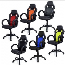 SILLA GAMING SPORT RACING ALONSO RX EN VARIOS COLORES,